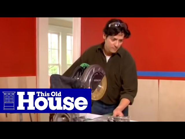 How to install wainscoting this old house for Classic house music tracks