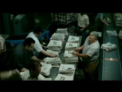 The Post- Newspaper Printing Press Scene