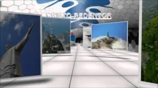 A galeria Rio Virtual é uma forma de conhecer a história e as maravilhas do município do Rio de Janeiro por meio da imersão proporcionada pelo uso da tecnologia de realidade virtual. Assim, é possível a exploração do uso da atenção e da memória, desenvolvimento de estratégias cognitivas, a construção de hipóteses, noção espacial, além do estimulo aos sentidos visuais e auditivos que estão presentes na galeria.Composta por fotografias que representam aspectos artísticos e culturais, a galeria é organizada em 5 seções que trazem imagens que marcaram a história do município, de forma a demonstrar de maneira futurista, aspectos que marcaram e ainda hoje são fundamentais no município do Rio de Janeiro.Com a utilização de um óculos específico para realidade virtual, a experiência se torna mais imersiva, tornando-se mais significativa para o usuário. Entretanto, a galeria Rio Virtual está disponível para ser visitada com uso de qualquer smartphone android com giroscópio, ampliando assim o acesso aos que não possuem o óculos para Realidade Virtual.