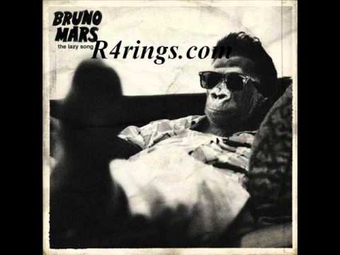 THE LAZY SONG - Bruno Mars Instrumental