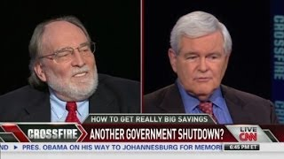 Crossfire Gingrich's Ideas For The Economy