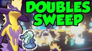 Tailwind Toxtricity is UNSTOPPABLE In Pokemon Sword and Shield Doubles! by Verlisify