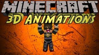 Sky's 3D Minecraft Animations