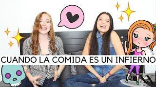 ¿La Comida Es Un Infierno? ft Lylo CYV - Roxy ♡