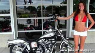 9. Used 2003 Harley-Davidson FXDWG Dyna Wide Glide for Sale - Lots of Upgrades!