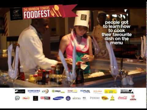 Cooking Classes At #RainbowTowersFOODFEST