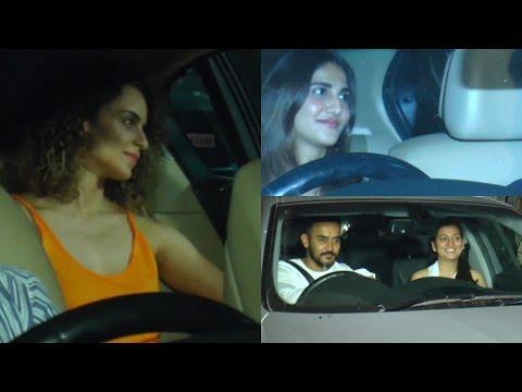 Shashank Khaitan | Kangana Ranaut | Vani Kapoor | Screening Of Film Meri Pyari Bindu