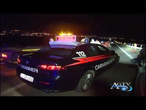 Incidente stradale sul viadotto morandi, 3 feriti