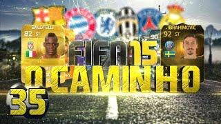 FIFA 15 Brasil - O Caminho ep35 - Enfrentando CR7, Messi, Bale e Neymar, neymar, neymar Barcelona,  Barcelona, chung ket cup c1, Barcelona juventus