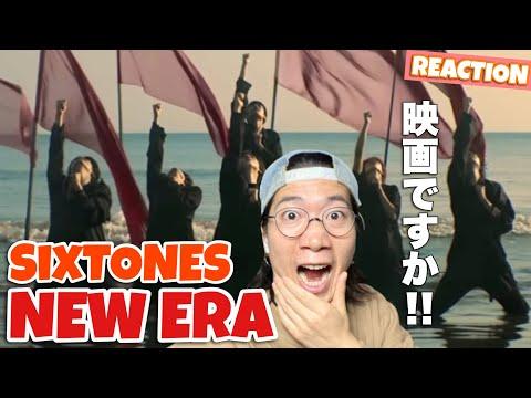 大海原へ!SixTONES - NEW ERA (Music Video) - [YouTube Ver.]リアクション!
