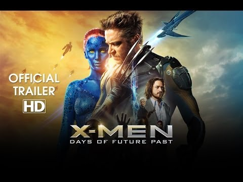 X-Men: Days Of Future Past: Official Trailer 3 [HD]