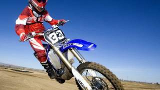 2. 2009 Yamaha YZ250F - Motocross Dirt Bike Comparison