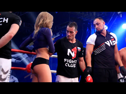 "Промо-ролик Ring-Girls ""Project Hollywood"""