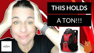 SwissGear SA 1900 Backpack http://amzn.to/2ua7B3X I'll be heading out on an Epic Journey soon and wanted to do a dry run of ...