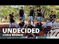 UNDECIDED by Chris Brown | Zumba | Pop | TML Crew Fritz Tibay