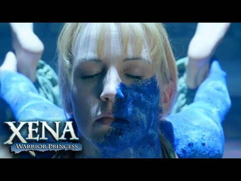 Gabrielle Has Been Tranced |  Xena: Warrior Princess