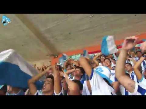 #BACTV 8 - DO CHACO e VENHO CHAPADO PRO ALENTO  [21.05.16] - Alma Celeste - Paysandu