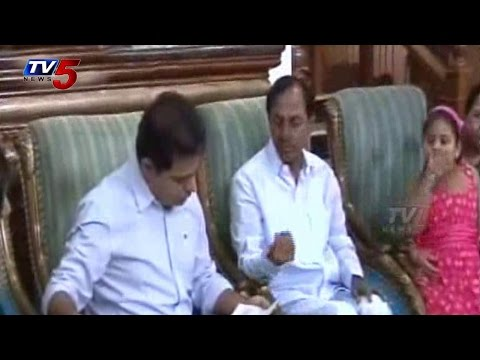 Household Survey | KCR Gives Their Family Details : TV5 News