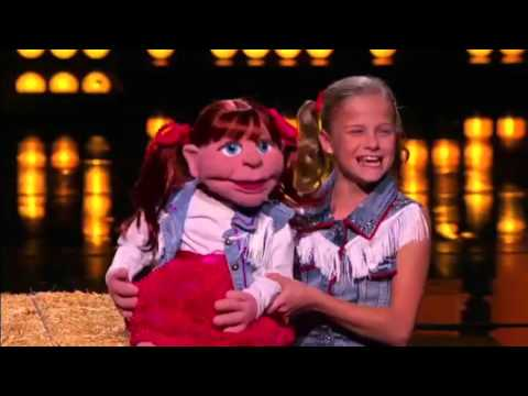 Little Big Shots   Eleven Year Old Ventriloquist Episode Highlight   YouTube 360p Edit