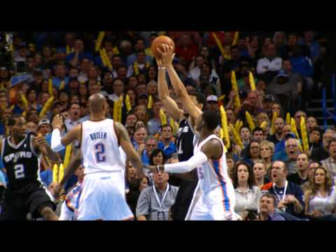 Video: Best of Phantom: Spurs vs. Thunder