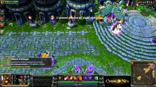 (HD106) -CHZ League- Oo vs TRI -Part 4- League Of Legends Replay [FR]