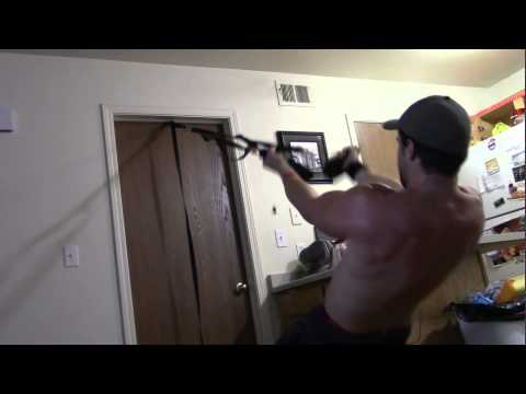 WOSS Trainer Arms and Shoulders Workout!
