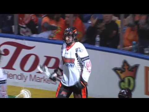 HIGHLIGHTS: Buffalo Bandits vs. New England, East Division Final, May 21, 2016