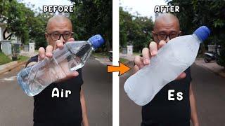 Download Video Sulap merubah air menjadi es MP3 3GP MP4