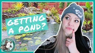 Should I Get a Pond?! by Solid Gold Aquatics