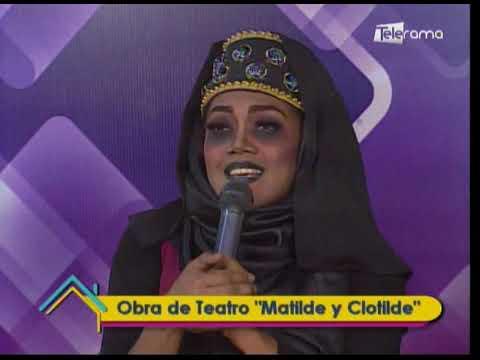 Obra de teatro: Matilde y Clotilde