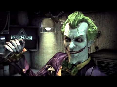 Batman Arkham Asylum- Batman VS. Bane