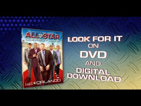 Shaq Presents: All Star Comedy Jam: Live From Orlando