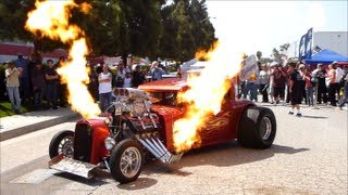 Nonton Monster Hot Rod Wild Thang Shooting Flames  Loud Engine Sound And Rev  Extreme Automotive Prolong Film Subtitle Indonesia Streaming Movie Download