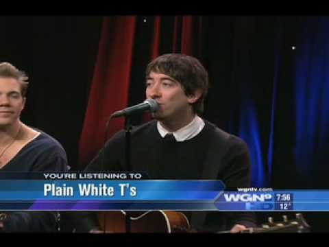 Plain White T's: A Christmas Song Video