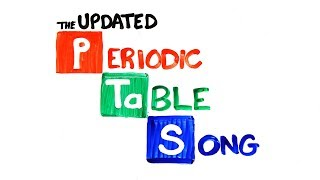 2. The Periodic Table Song (2018 UPDATE!)
