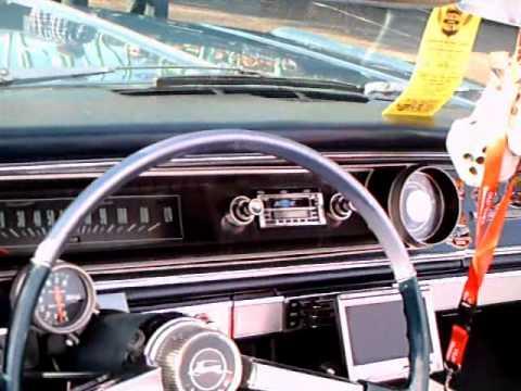 1965 Chevy Impala SS Convertible Blu