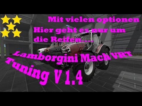 Lamborghini Mach VRT Tuning v1.4