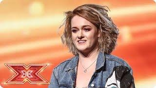 Download Lagu Grace Davies turns a broken heart into beautiful music | Boot Camp | The X Factor 2017 Mp3