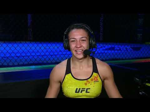 UFC 251: Amanda Ribas Post-fight Interview
