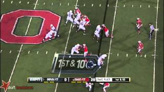 Noah Spence vs Penn State (2013)