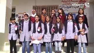 مدرسة اشبيلية تنظم نشاطاً لدعم المنتج الوطني ومقاطعة المنتجات الإسرائيلية