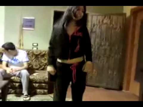 Beautiful Arab Girls Dancing at Home