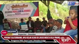 Pererat Silaturrahmi, Aplo Gelar Acara di Wisata Kala Pinang