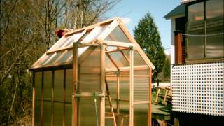 Charming Sunshine Garden House Assembly Video