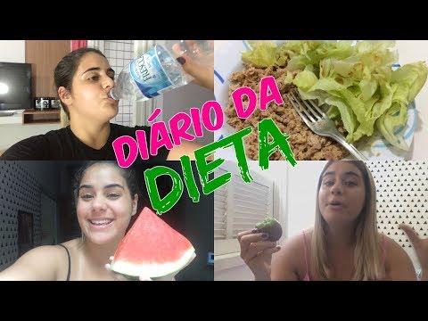 Peso ideal - Vlog: Primeira semana da DIETA! DIÁRIO DA DIETA #1 • Arianemar Balbino