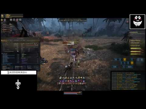 Black Desert - Dark Knight Pirates PvP Going Negative Karma