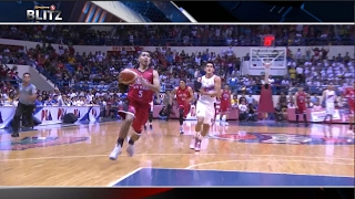 Sports5 Blitz: NSD for Barangay Ginebra in the Quarterfinals! | PBA Philippine Cup 2016 - 2017