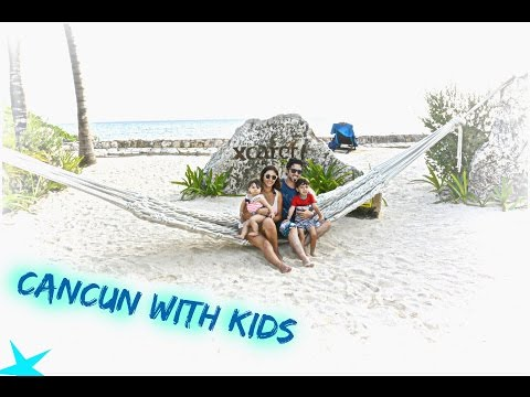 Cancun Family Trip 2015 | Traveling With Kids