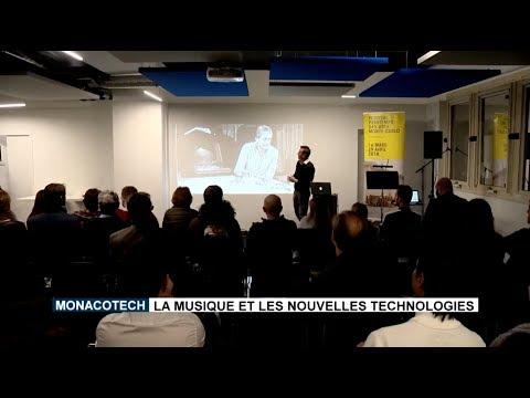 La musique et les nouvelles technologies - MonacoTech