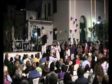 La Canzolata - La Tombola Cantata da Gaetano Maschio - Seconda Parte